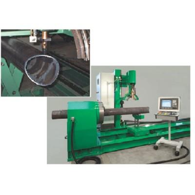 Masină CNC de tăiat țevi din gama RSM
