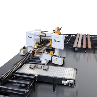 KATANA - Sistem CNC de fierăstrău cu bandă